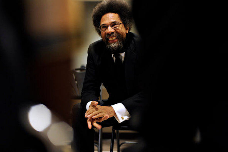 Dr. Cornel West Endorses the Movement to Draft Bernie For A People's Party