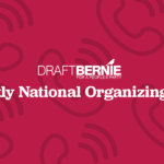 National Organizing Call graphic