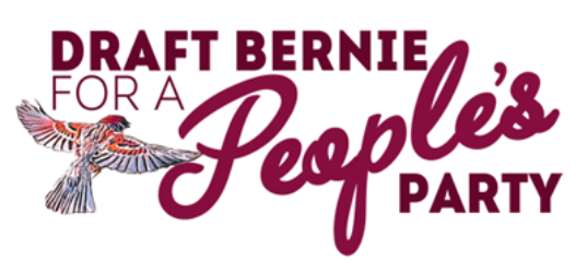 Learn About Draft Bernie For A People's Party