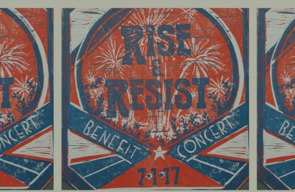 Rise & Resist Benefit Concert
