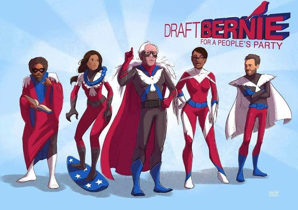 Bernstorm #3 Draft Bernie NC!