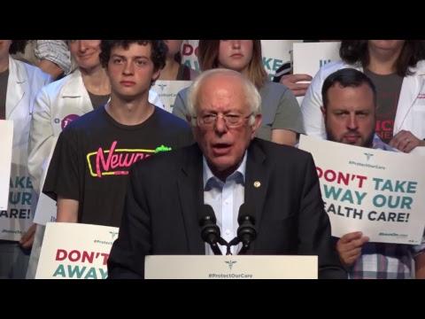Bernie's Coming to Covington, KY.