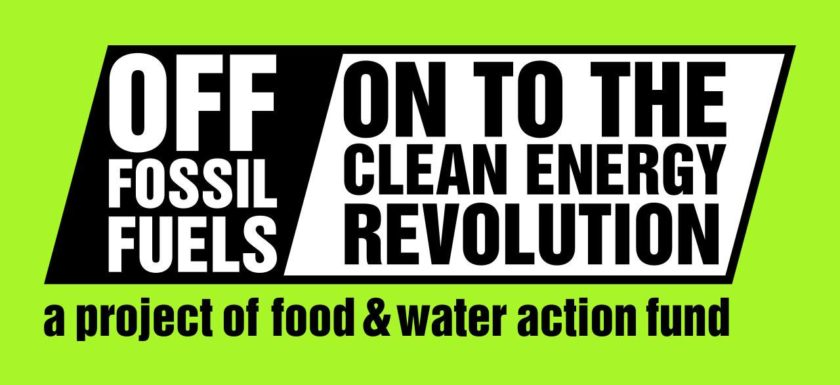 Move New York OFF Fossil Fuels NOW!