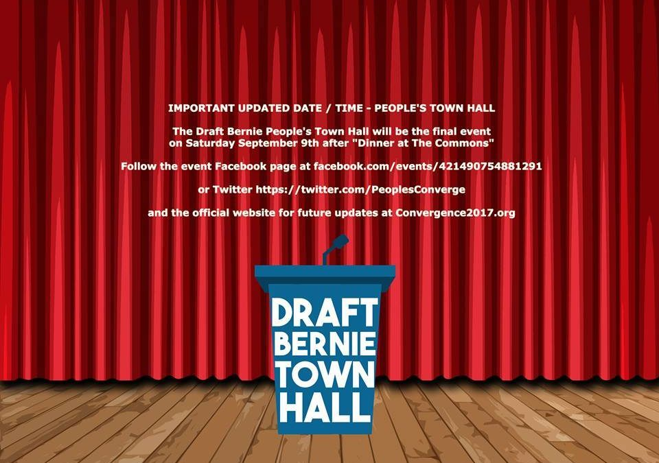 Draft Bernie Town Hall Watch Party: Bowling Green, KY