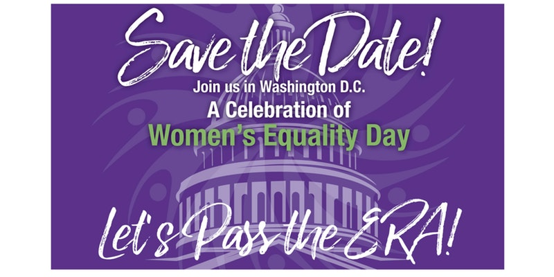 2017 Women's Equality Day Advocacy Action and Celebration
