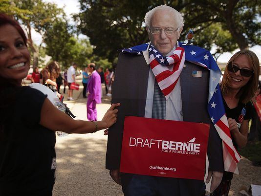 'Draft Bernie' movement plows ahead despite cold shoulder from Sanders – USA Today – 9/11/17