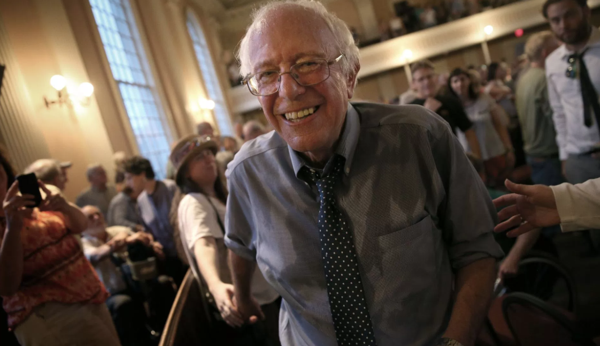 Progressives Prepare to Serve Bernie Sanders Petition to Start New Party – The Observer