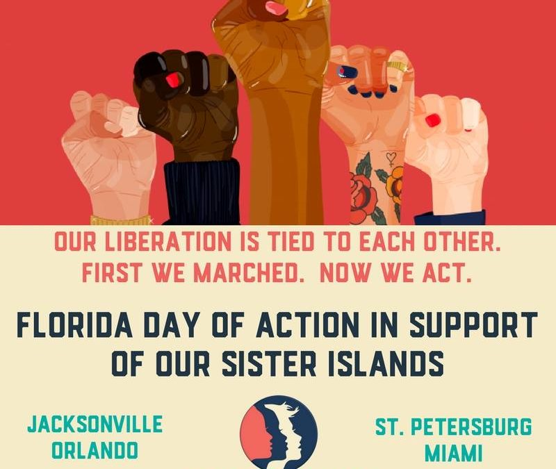 Florida Day of Action – Jacksonville